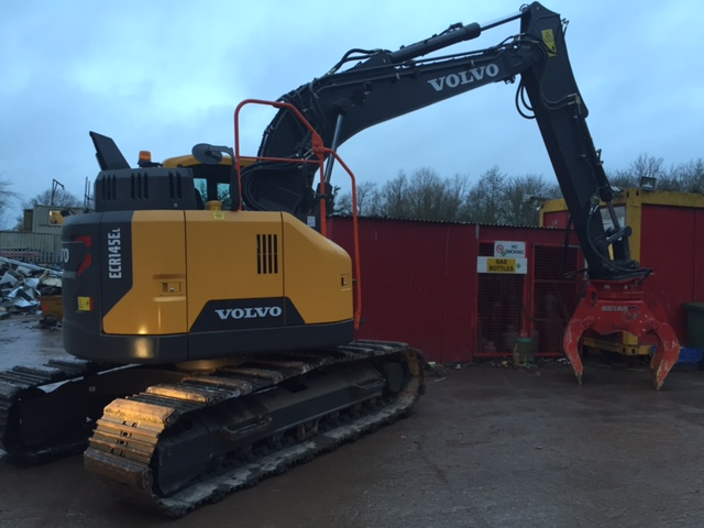 New year, new skip hire machinery