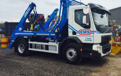 EMS Waste Management Expand Fleet with Volvo FE