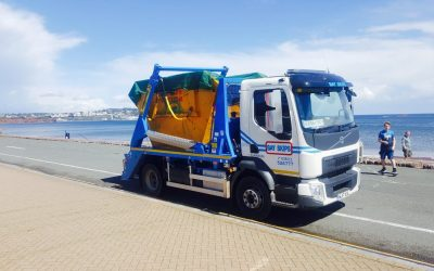 New Skip Hire Equipment for Bay Skips