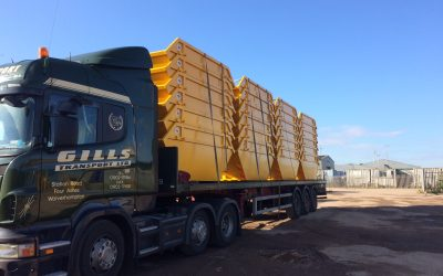 New Skips Purchased as demand soars!