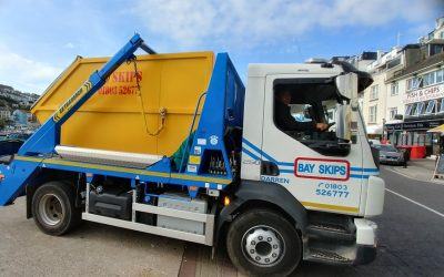 Getting our hands dirty: the importance of skip maintenance